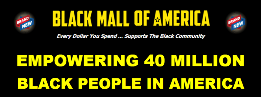 Black Mall of America, Buy Black Movement, Black Gold Dynasty
